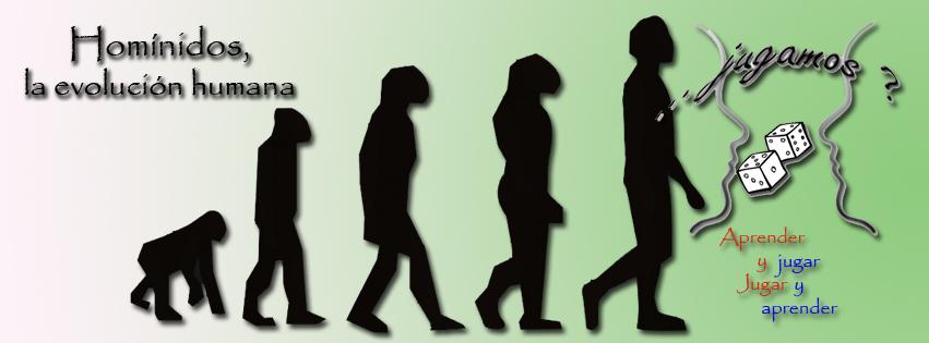 """""""Homínidos, la evolución humana"""", juego de mesa diseñado por Gregori Navarro"""