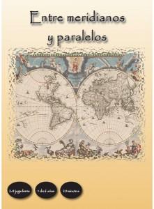 """""""Entre meridianos y paralelos"""", juego de mesa diseñado por Gregori Navarro"""