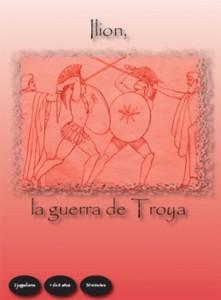 """""""Ilion, la guerra de Troya"""", juego de mesa diseñado por Gregori Navarro"""
