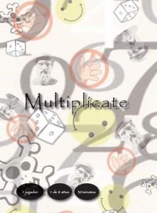 """""""Multiplícate"""", juego de mesa diseñado por Gregori Navarro"""