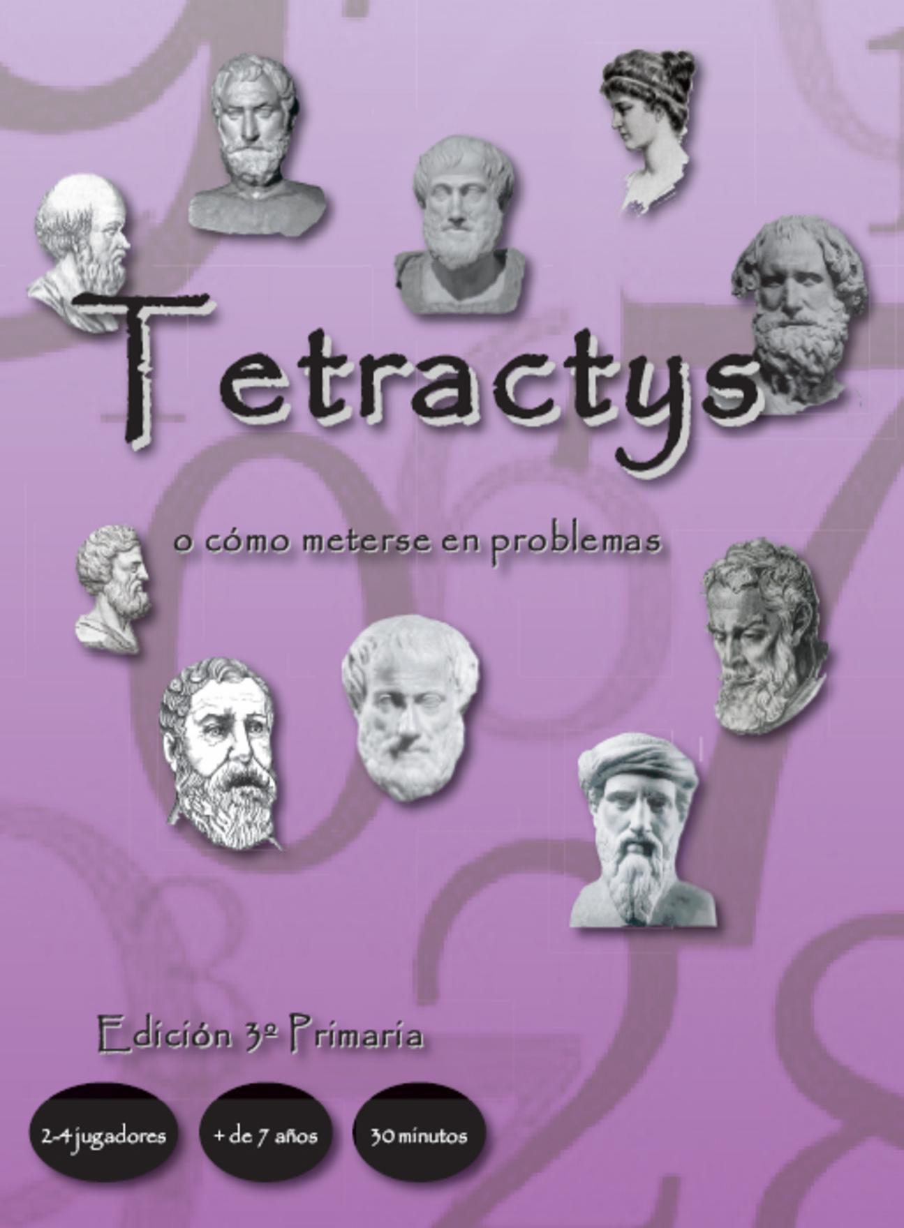 """""""Tetractys"""", juego de mesa diseñado por Gregori Navarro"""